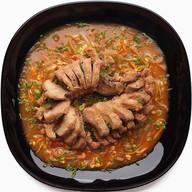 Филе сазана в соусе с овощами Фото