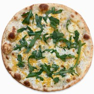 4 сыра круглая Фото