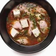Суп с тофу Пук-тяй Фото