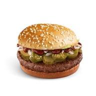 Бургер 2 Вестерн гурмэ Фото