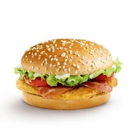 Бургер 5 Чикен де люкс Фото