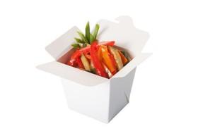 Гречневая лапша с овощами - Фото