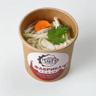 Суп-лапша куриный Фото