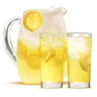 Лимонад лимонный Фото