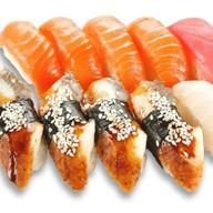 Большой суши сет Фото