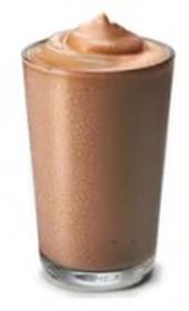 Милкшейк шоколадно-ореховый - Фото