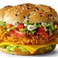 Шефбургер де люкс оригинальный Фото