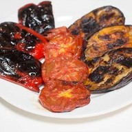 Овощи-гриль в кожуре Фото