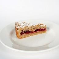 Пирог вишнёвый Фото