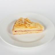 Пудинг яблочный Фото