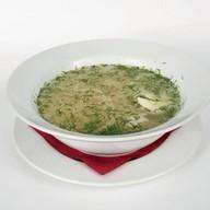 Суп лапша домашний Фото