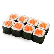 Хосомаки с лососем Фото