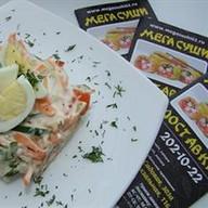 Чикен сарада салат Фото