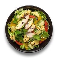 Тори сарада салат Фото