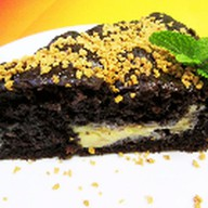 Пирог шоколадный Фото