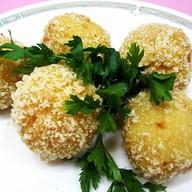 Картофельные колобки Фото