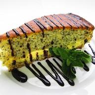 Пирог маковый Фото