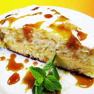 Пирог фруктово-ягодный Фото