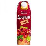 Морс ягодный Фото