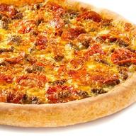 Любимая папина пицца Фото