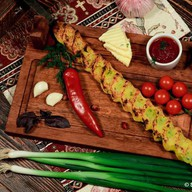 Люля-кебаб из картошки Фото