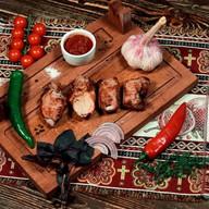 Шашлык из филе свинины Фото