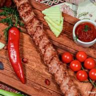 Люля-кебаб из индейки Фото