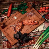 Шашлык из свиной вырезки Фото