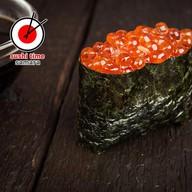 Икура (гункан с икрой лосося) Фото