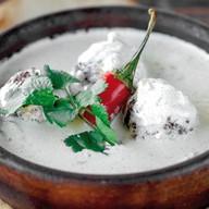 Гупта из телятины в соусе Фото