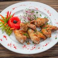Куриные крылышки с табаско Фото