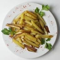 Картофель жареный по-домашнему Фото