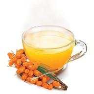 Чай облепиховый холодный Фото