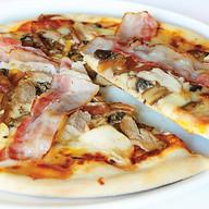 Барбекью пицца Фото
