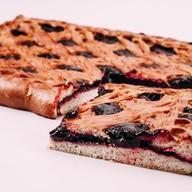 Черничный пирог Фото