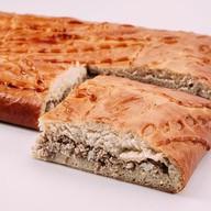Мясной пирог Фото