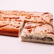 Пирог с мясом и картошкой Фото