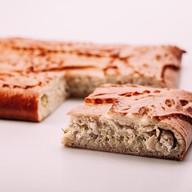 Пирог с треской и сливочным сыром Фото