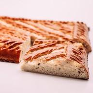 Пирог с сыром, зеленью и картошкой Фото