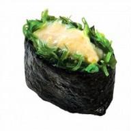 Нигири водоросли чукка Фото