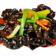 Черный гриб по-сычуаньски Фото
