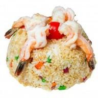 Китайский белый рис Фото