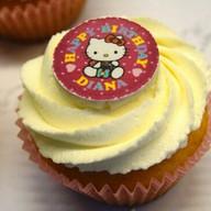 Капкейк детский Hello Kitty Фото
