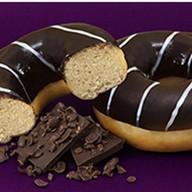 Пончик КокоДон шоколадный без начинки Фото