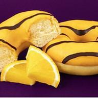 Пончик ОренджДон апельсин без начинки Фото