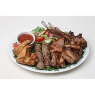 Шашлык 5 видов мяса для одного Фото