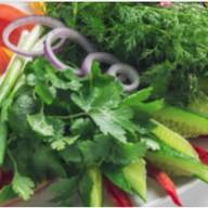 Овощной букет от шефа Фото
