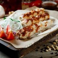 Люля-кебаб из курицы по-грузински Фото
