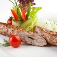 Люля-кебаб из телятины по-грузински Фото