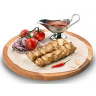 Люля-кебаб из курицы по-гузински Фото